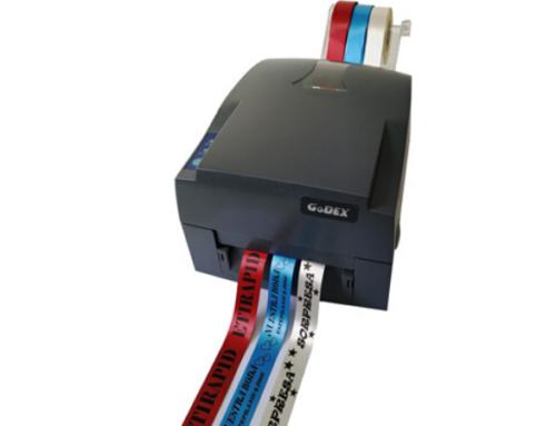 Impresora de listones y etiquetas: dos impresoras en una