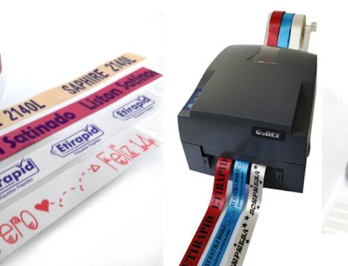 Listones impresos