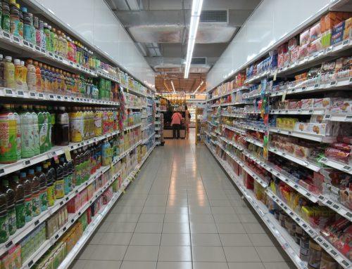 Etiquetas de productos para alimentos