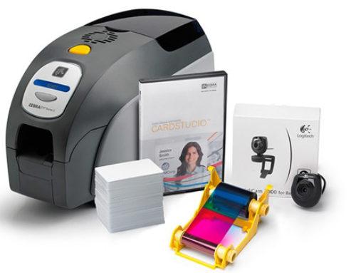 Impresoras para credenciales o gafetes