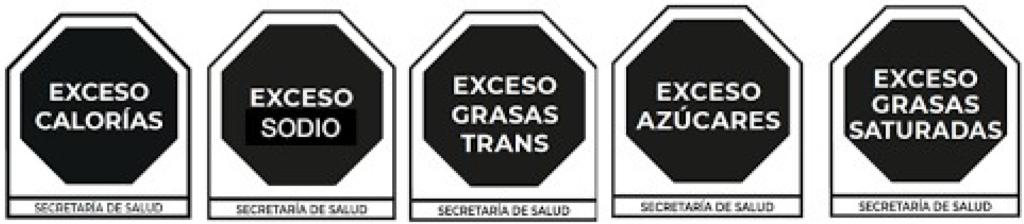 5 sellos