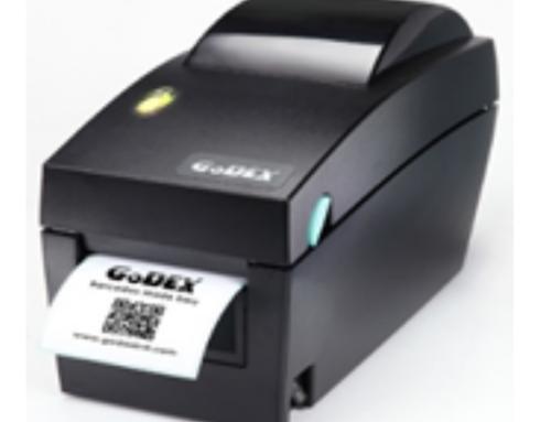 Impresora Para Brazaletes y Etiquetas (GODEX EZ-DT2X)
